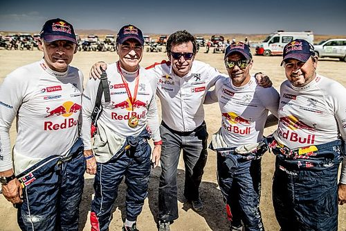 """Dakar, Famin: """"Vince Loeb? L'importante è che vinca Peugeot!"""""""