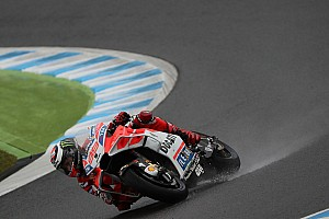 MotoGP Noticias de última hora Lorenzo: