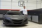 GT Van der Zande met Honda NSX naar Macau