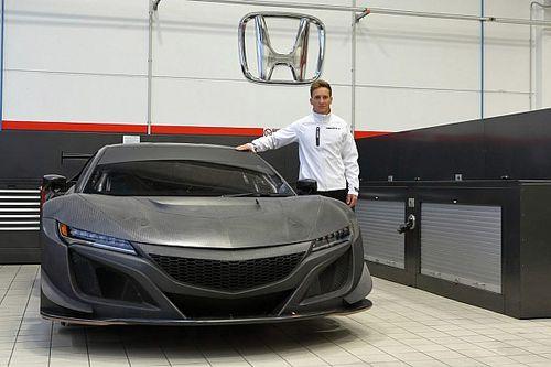 Renger Van Der Zande correrà con la Honda NSX GT3 a Macao