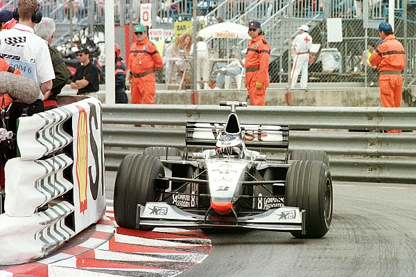 Formula 1 Special feature Retro 1998: How Hakkinen conquered Monaco