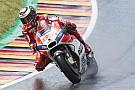 Lorenzo semakin percaya diri bersama Ducati di trek basah