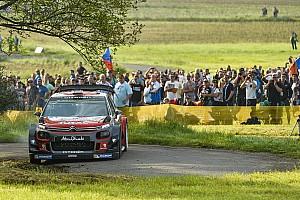 WRC Отчет о секции Миккельсен перехватил лидерство в Ралли Германия