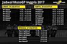 Jadwal lengkap MotoGP Inggris 2017