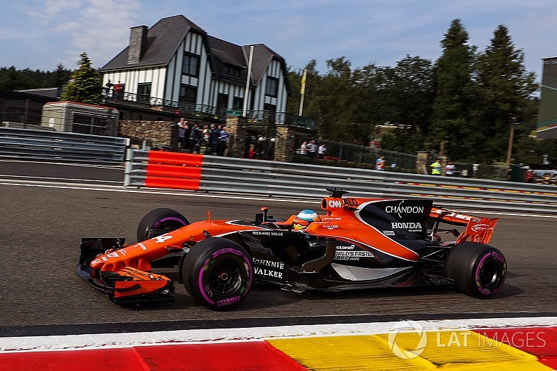 Honda failed to introduce 'Spec 4' engine at Spa