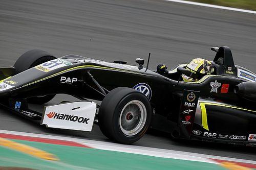 F3 Zandvoort: Norris ook op pole in race 2 en 3