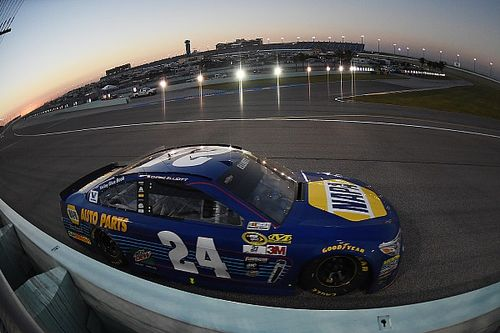 "Chase Elliott ""proud"" to earn Rookie of the Year honors in Cup"