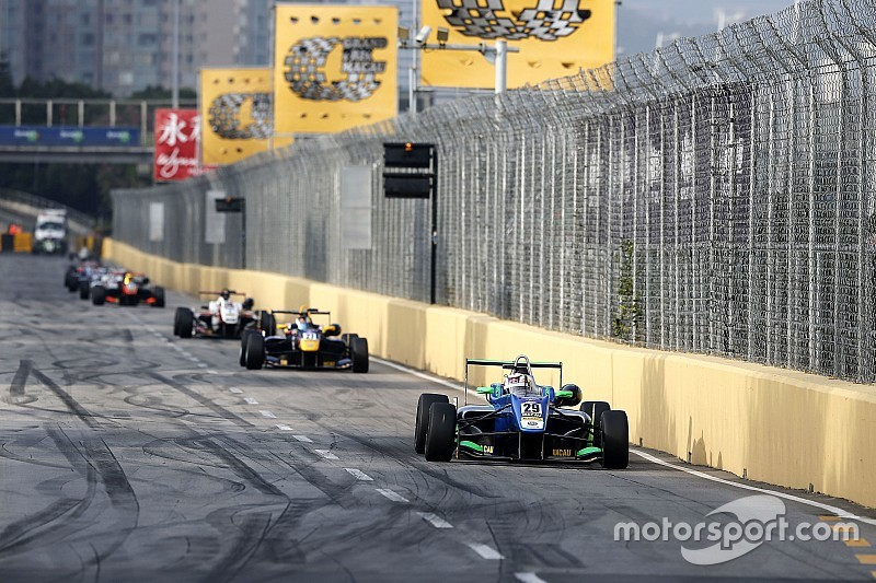 Carlin: Drivers the difference between poor F3 season and Macau success