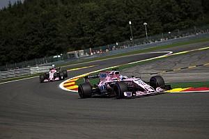 Formula 1 Yarış raporu Force India: Perez ve Ocon artık yarışmakta özgür değil!