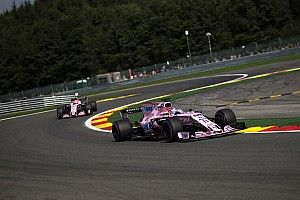 """Force India: """"Perez en Ocon mogen niet meer vrij racen"""""""