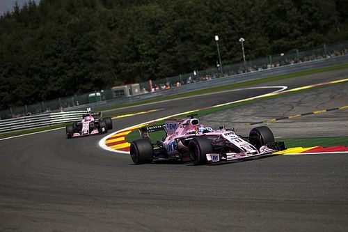 Pérez veut que Force India lève les consignes d'équipe en 2018
