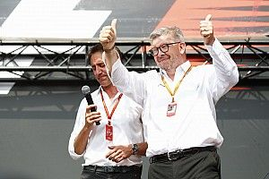 Ross Brawn vince il premio F.1 Excellence Award by Brembo