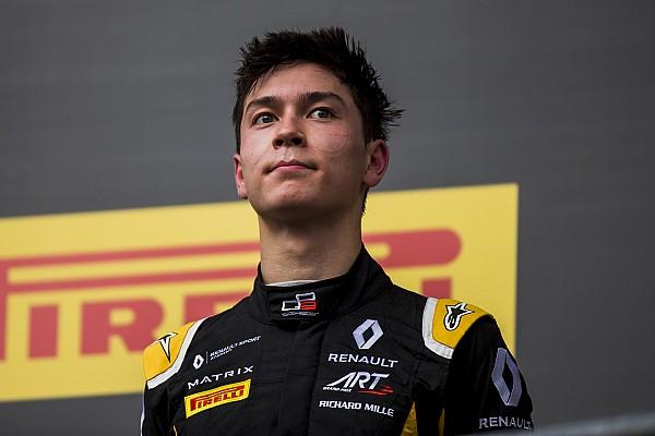 Renault ofrece a Aitken un test de F1 en Jerez