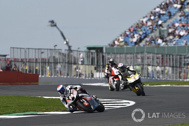 Suter reverses decision to quit Moto2