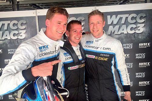 Vittoria al debutto nel MAC3 per la Volvo Polestar