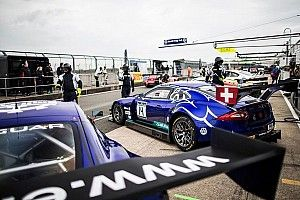 Emil Frey Racing mit Lamborghini im International GT Open