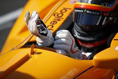 Video: así fue la tercera jornada de pruebas en la que Alonso fue cuarto