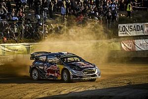 WRC Yarış ayak raporu Portekiz WRC: Tanak kaza yaptı, Ogier liderliğe yükseldi