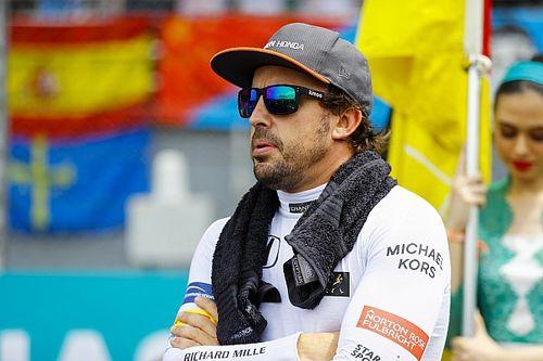 ألونسو: فوز ريد بُل يضع مكلارين تحت الضغط لموسم 2018