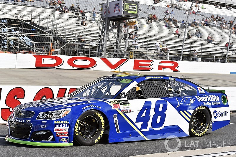 NASCAR Roundtable: Will Johnson end his slump at the Monster Mile?