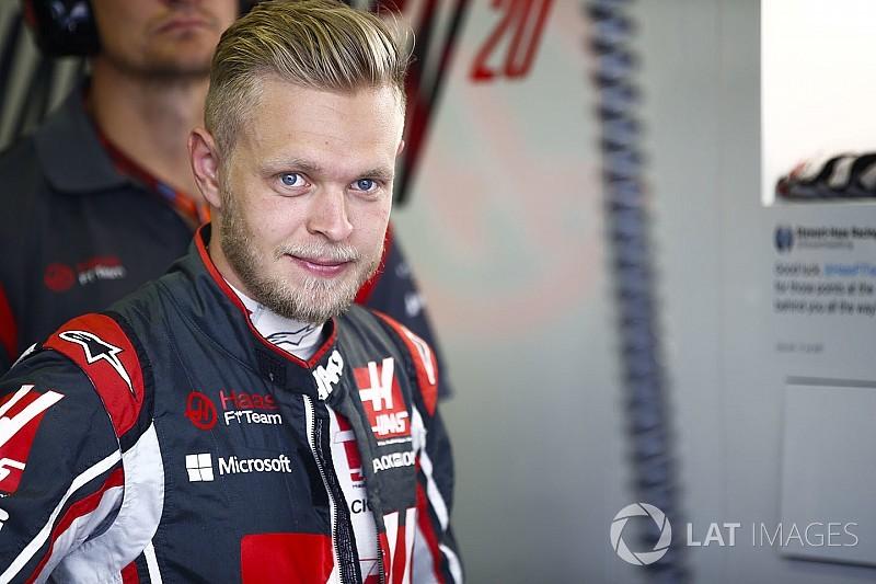Steiner: Magnussen lakukan hal yang benar pada Hulkenberg
