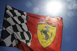 Ferrari, Charles Leclerc'in zaferini gerçek bir galibiyet gibi kutladı
