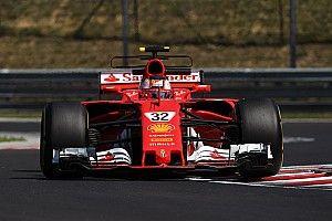 Leclerc coloca Ferrari no topo em teste na Hungria