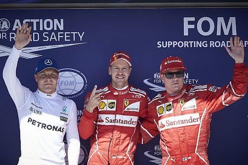 Formel 1 2017: WM-Stand nach dem 11. Rennen in Budapest