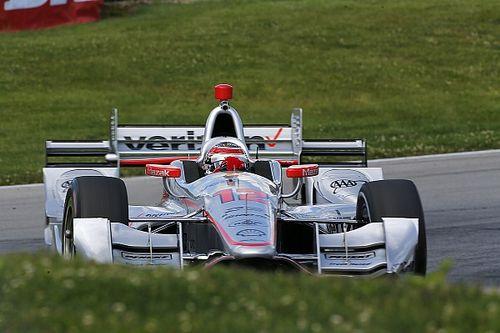 Mid-Ohio IndyCar: Power beats Newgarden to pole