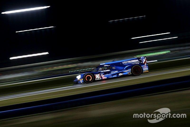Daytona 24 Hours: Hr13 – Cadillac penalized, rain causes caution