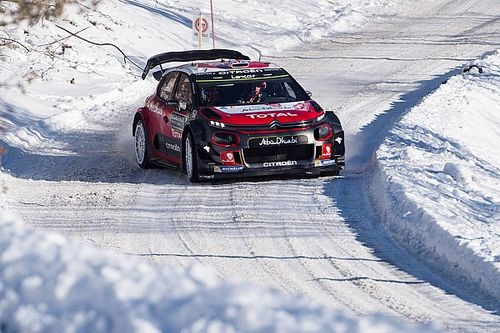 Meeke accepts blame for Rally Sweden test crash