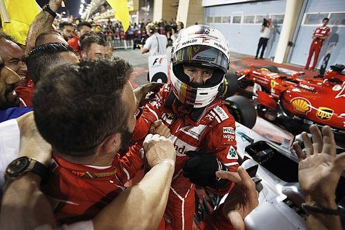 Classifica mondiale Costruttori: la Ferrari passa al comando di tre punti