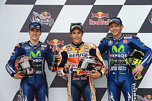 MotoGP Qualifying report Austin MotoGP: Marquez outduels Vinales for fifth COTA pole