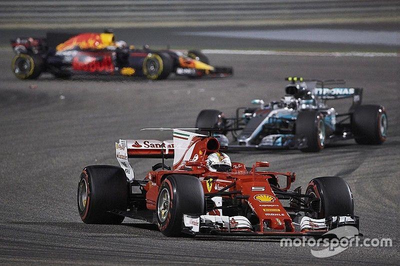 Ricciardo: Red Bull veut lutter avec Mercedes et Ferrari