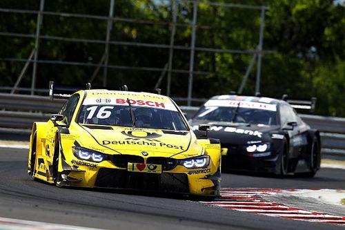 """DTM 2017: BMW und Mercedes sprechen von """"Glück"""" in Budapest"""