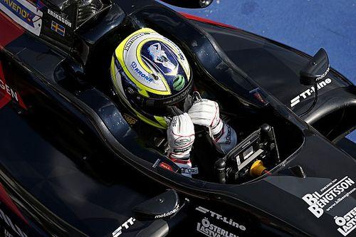 F3: Schumacher már csak a középmezőnyben, Eriksson nyert és vezet összetettben