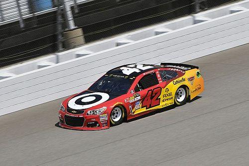 NASCAR: Michigan-Pole für Kyle Larson