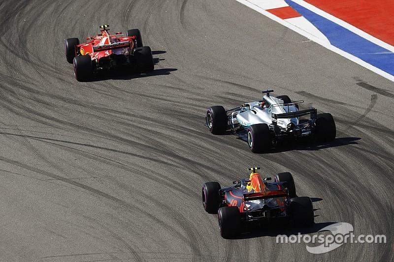 【F1】ベッテル、レッドブルが先頭争いに加わることを「願っている」