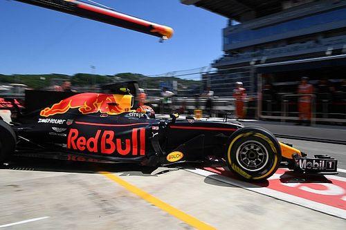 Verstappen ko per un problema legato alla pressione del carburante