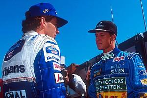 """Schumacher """"considerou seriamente se aposentar após morte de Senna"""" em 1994, diz Briatore"""