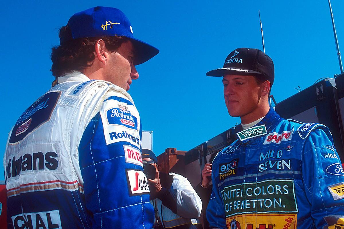 Eddie Jordan: Michael Schumacher war so gut wie Ayrton Senna