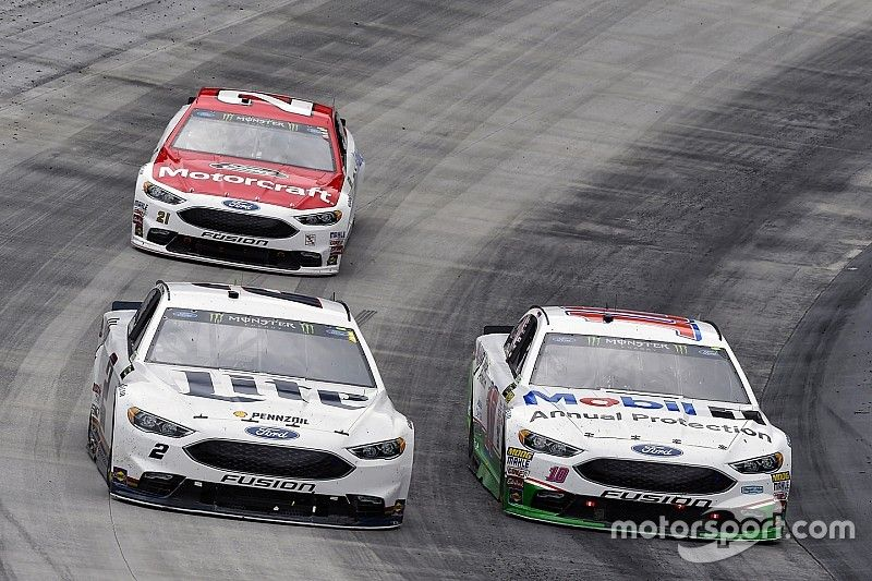 Strong team effort is leading to Ford's resurgence