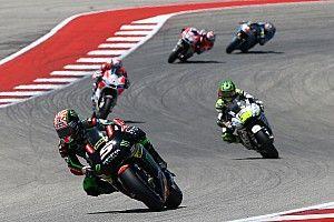 【MotoGP】マルケス、ザルコを擁護「彼はアグレッシブだっただけ」