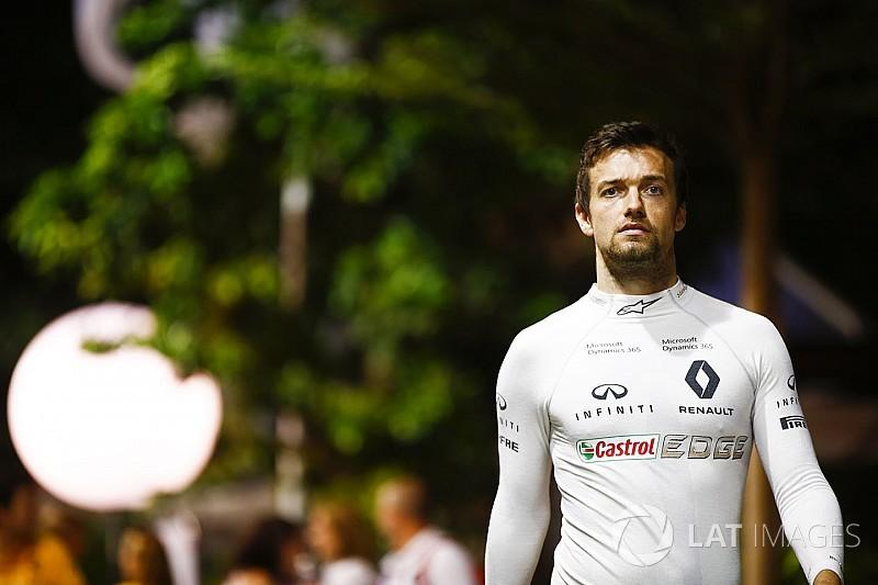 Ericsson e Palmer admitem interesse em vaga na Williams