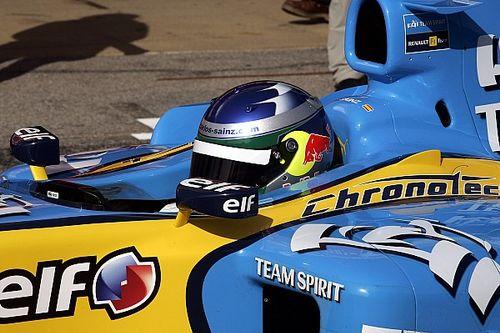 Galería: cuando Carlos Sainz padre se subió a un Renault F1