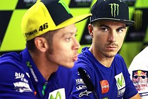 MotoGP Últimas notícias Viñales: copiar acerto de Rossi ajudou a ir ao pódio em Brno