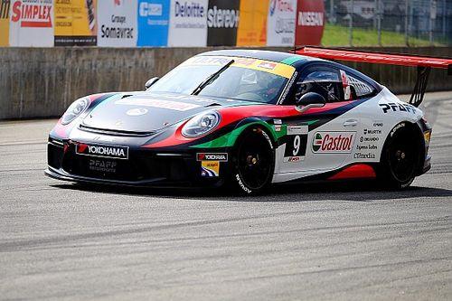 Hargrove, Robichon win Porsche GT3 Canada final races