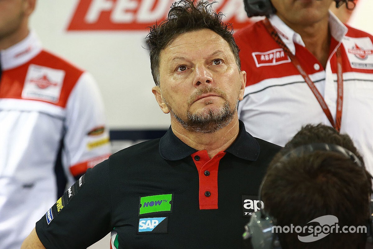 Gresini serious but stable after COVID diagnosis