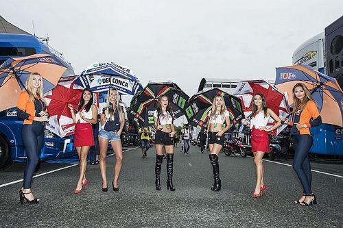 Promotor MotoGP Prancis pertahankan grid girl