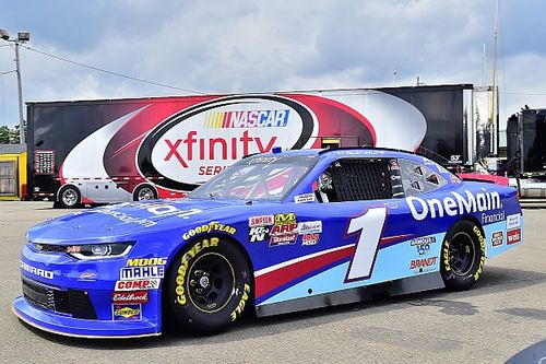Sadler clinches regular season title, sets sights on Xfinity crown